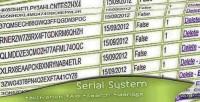 System serial