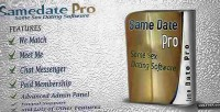 Same date pro same software dating sex