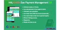 Due halkhata payment management