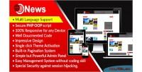 Dynamic news newspaper & magazine script cms blog