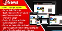 Dynamic news newspaper & magazine script cms blog