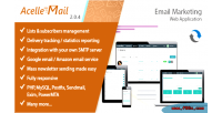 Email acelle application web marketing