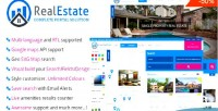 Estate real geo portal