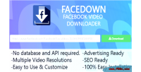 Facebook facedown downloader video hd
