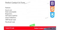 Contact perfect us form
