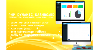 Dashboard codeigniter highcharts ajax mysql form dashboard