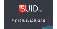 Fast suid form builder