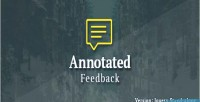 Feedback annotated