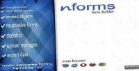 Form nforms builder management