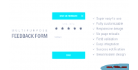 Form responsive multi purpose form feedback ajax form