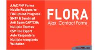 Forms flora responsive forms contact ajax