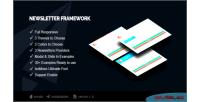 Framework newsletter