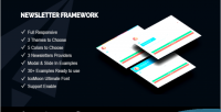 Framework newsletter