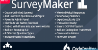 Maker survey form generator