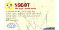 Php nobot bundle captcha image
