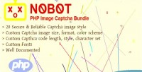 Php nobot bundle captcha image