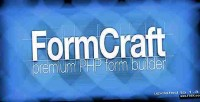 Premium formcraft builder form php