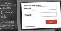 Fast secure login v2 integration login simple
