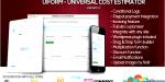 Universal uiform cost estimator