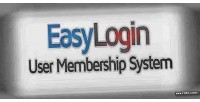 User easylogin membership system