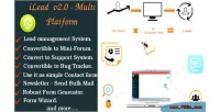 V2 ilead system management convertible