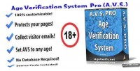 Verification age system pro avs