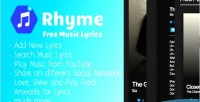 Free rhyme lyrics music complete