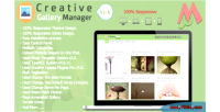 Gallery creative manager
