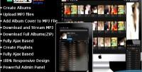 Gallery mp3 script