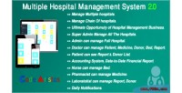 Hms multi system management hospital