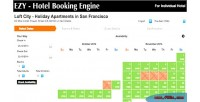 Hotel ezy booking engine
