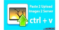 2 paste upload server on images