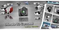 3d ultimate cms with carousel