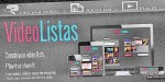 Videolistas a fast creator lists video of