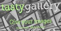 An tastygallery ajax gallery image html5