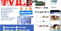 Api dailymotion elite engine tvile