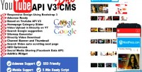 Api youtube pro cms v3