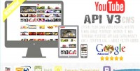 Api youtube v3 cms
