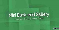 Back mini end gallery