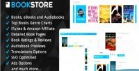 Bookstore books ebooks & script affiliate audiobooks