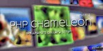 Chameleon php script gallery wallpapers
