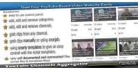 Channel youtube aggregator