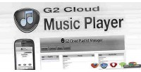 Cloud g2 music player
