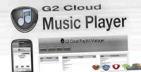 Cloud g2 music player