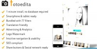 Complete fotoedita website editing photo