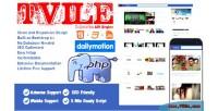 Dailymotion tvile api engine