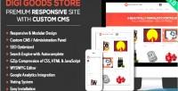 Designer graphic manager portfolio responsive