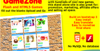 Flash & html5 stand site game alone flash