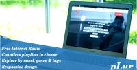 Free plur internet radio