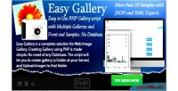 Gallery easy php no based creator gallery database